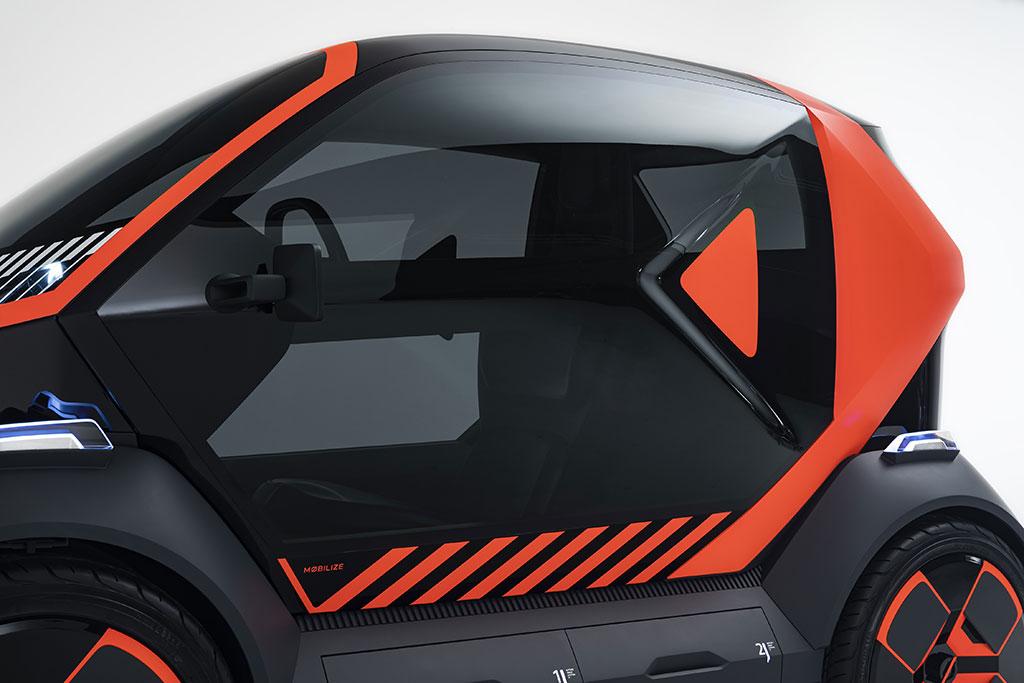 Mobilize-EZ-1 Prototype 2021