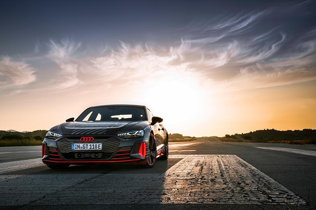 concept Audi e-tron GT