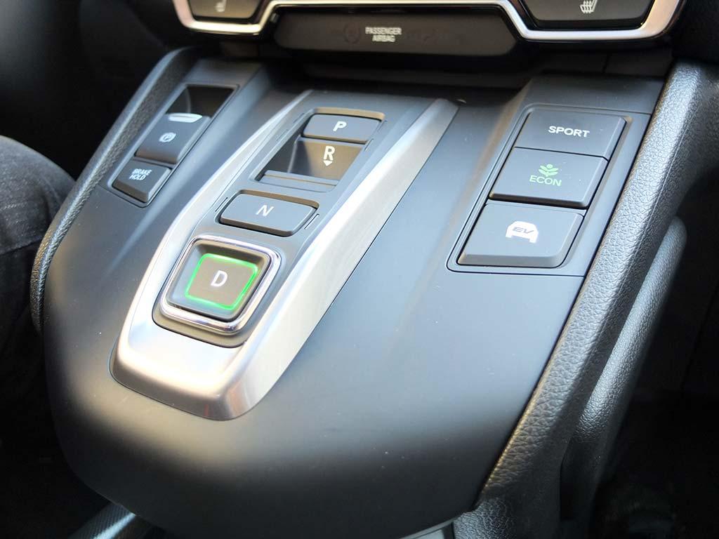 Essai Honda CR-V hybride