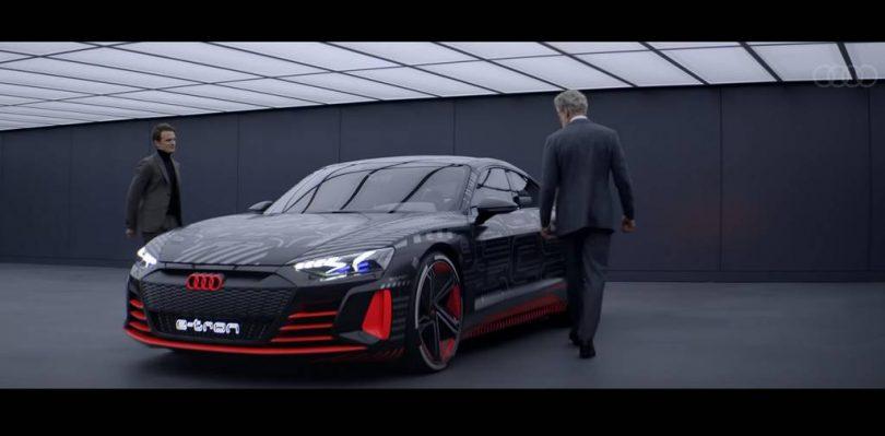 pub Audi e-tron GT