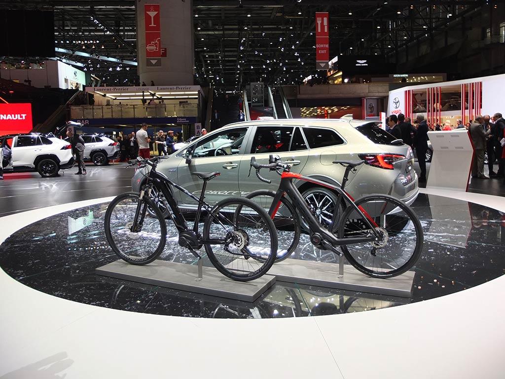 Toyota corolla hybrid - gims 2019