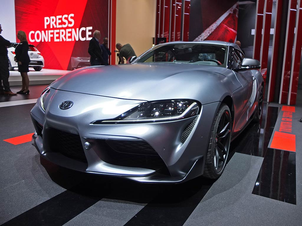 Toyota Supra - gims 2019