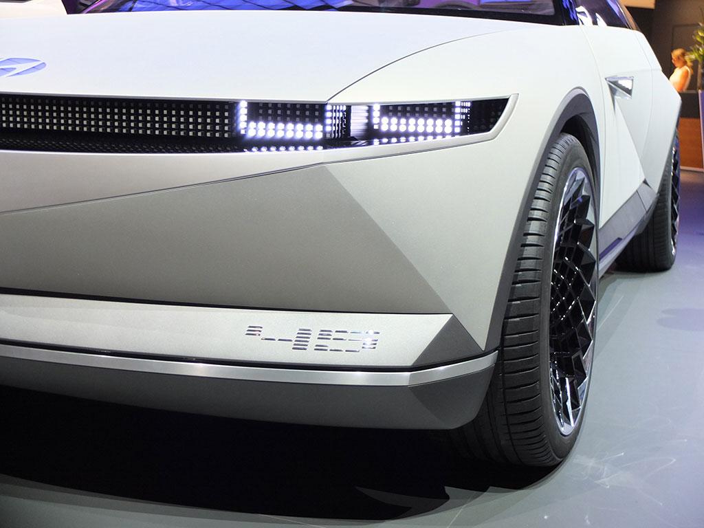 IAA 2019 concept 45 Hyundai