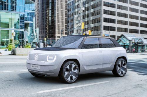 VW ID Life concept